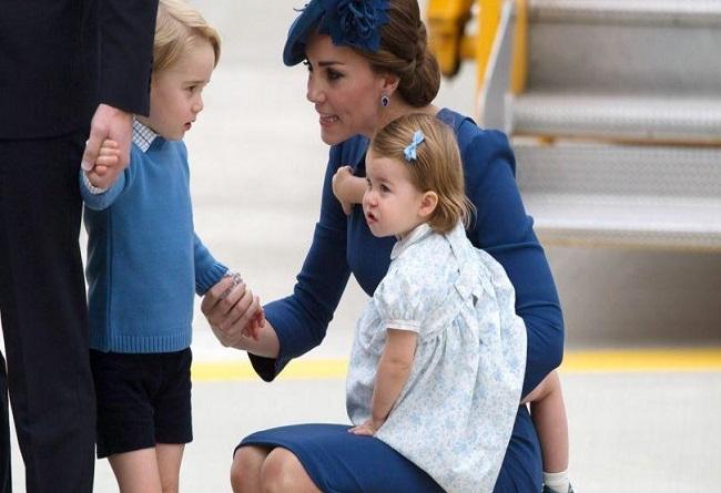 rodzicielski trik, którego uczy nas rodzina królewska
