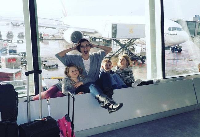 Jak się lata z dziećmi?
