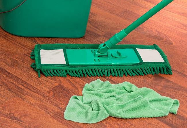 pani do sprzątania