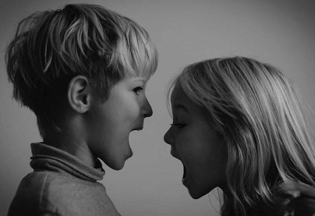 Najbardziej absurdalne kłótnie rodzeństwa.